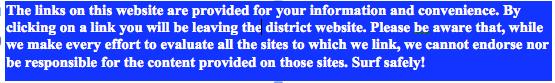 Disclalimer Leaving Falconer School Website